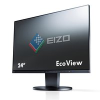EV2450-BK LED-Monitor 60.5 cm (23.8 Zoll) EEK A 1920 x 1080 Pixel Full HD 5 ms DisplayPort, HD; Energieeffizienzklasse: A