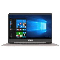 Zenbook UX3410UA-GV078T 35,5 cm (14 Zoll mattes Full-HD Display) Laptop (Intel Core i7-7500U, 16GB RAM, 512GB SSD, Intel HD Graphik, Win 10) silber