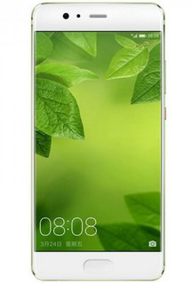 P10 Plus Smartphone, 14 cm (5,5 Zoll) Display, LTE (4G), Android 7.0, 20,0 Megapixel, NFC