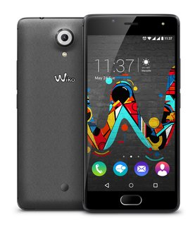 U Feel Smartphone, 12,7 cm (5 Zoll) Display, LTE (4G), Android 6.0 (Marshmallow)