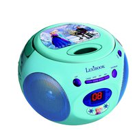 RCD102FZ Boombox Die Eiskoenigin Disney Frozen Toploading CD Player AM/FM Radio