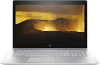 ENVY 17-ae101ng 43,9 cm (17,3 Zoll Full HD IPS) Laptop (Intel Core i5-8250U, 8GB RAM, 1TB HDD, 256GB SSD, Nvidia GeForce MX150 2GB, DVD-RW, Windows 10 Home) silber