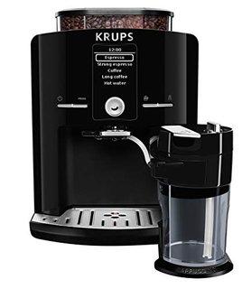 EA8298 Kaffeevollautomat Latt'Espress One-Touch-Funktion (1,7 l, 15 bar, LC Display, Cappuccinatore) schwarz